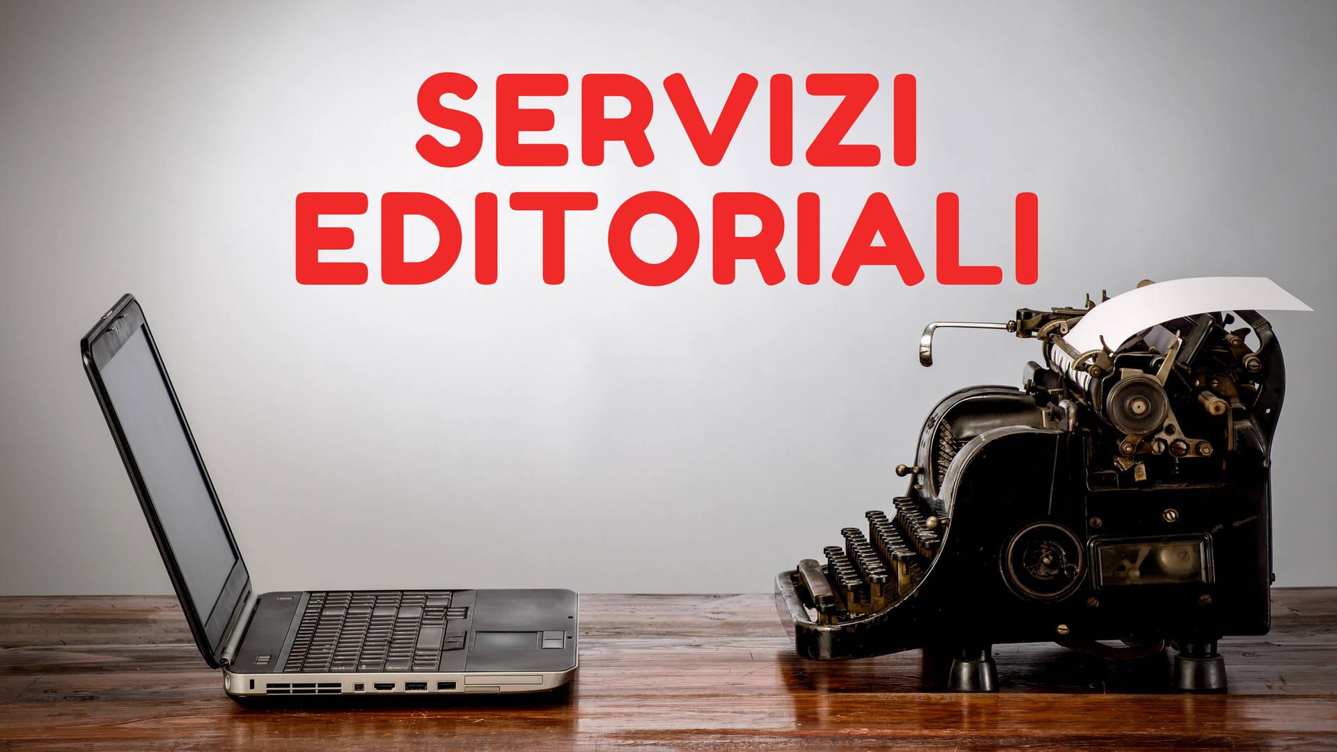servizi editoriali