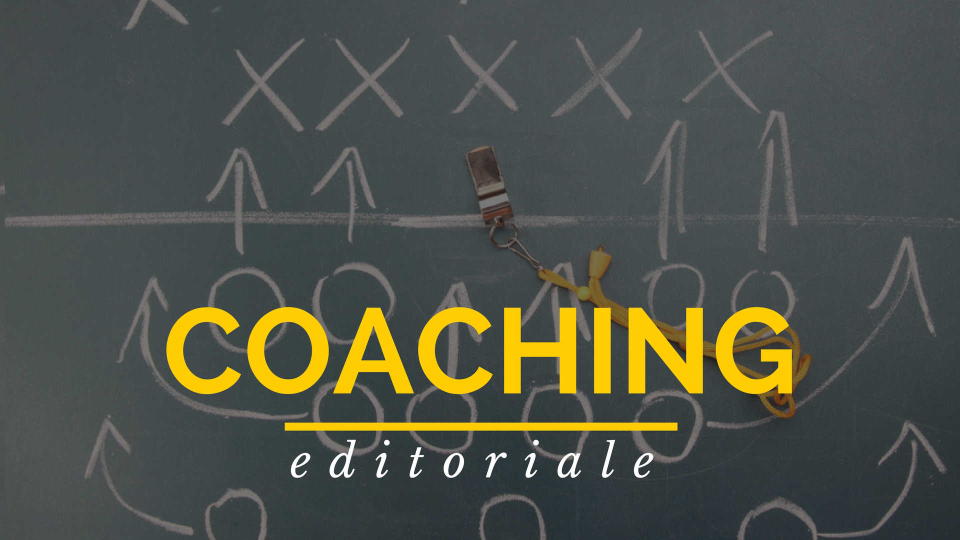 coaching editoriale