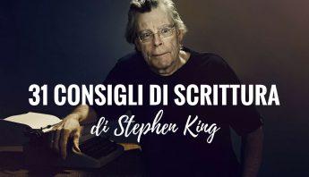 31 consigli di scrittura di Stephen King