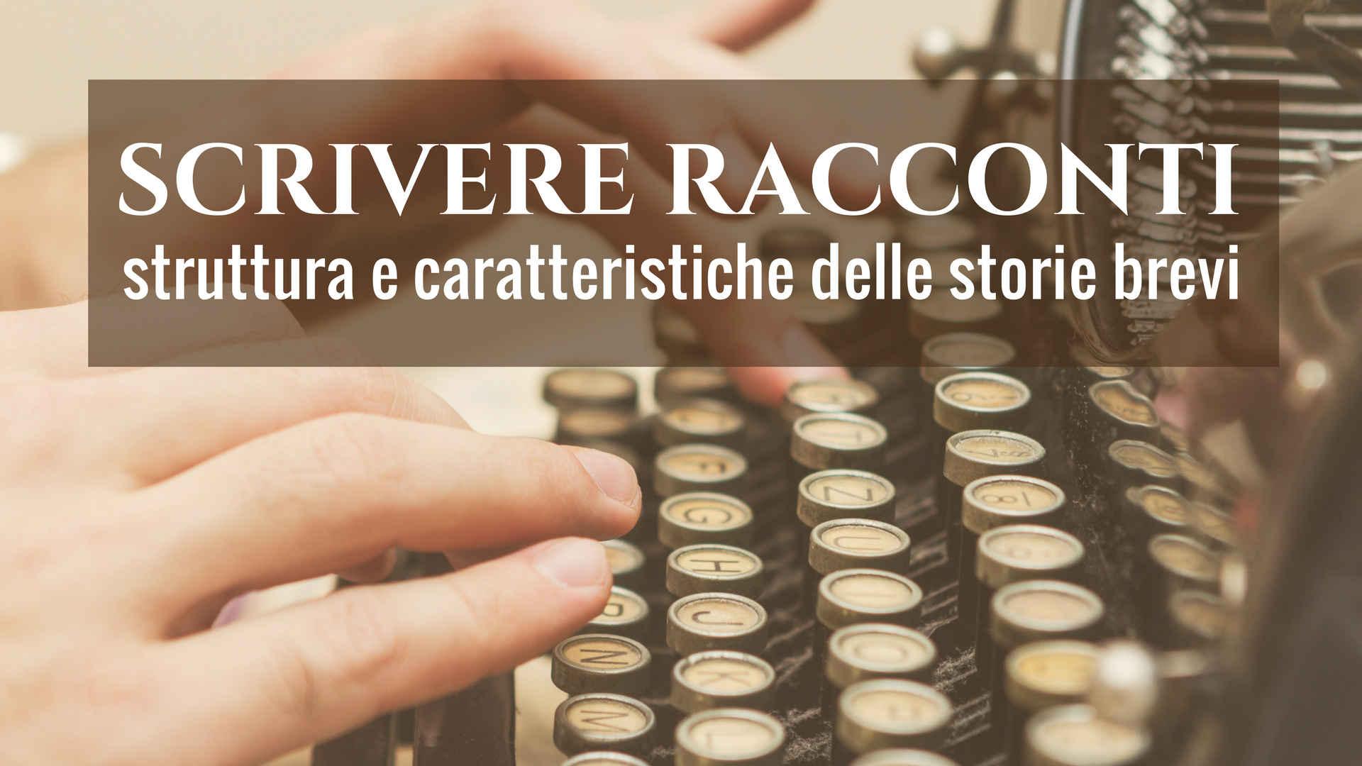 scrivere racconti