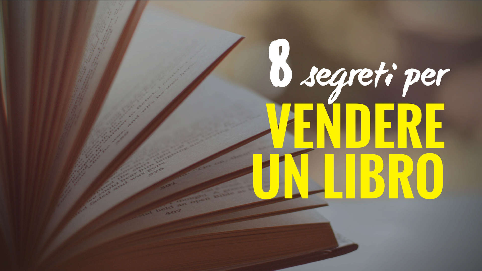 Come vendere un libro con amazon